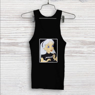 Alice in Wonderland With Metallica Custom Men Woman Tank Top T Shirt Shirt