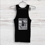 Angus Young of ACDC Custom Men Woman Tank Top T Shirt Shirt