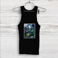 Batman and Teenage Mutant Ninja Turtles Custom Men Woman Tank Top T Shirt Shirt