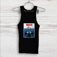 Gravity Falls as Jaws Custom Men Woman Tank Top T Shirt Shirt