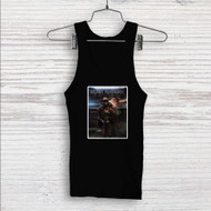 Iron Maiden Stranger in Strange Land Custom Men Woman Tank Top T Shirt Shirt