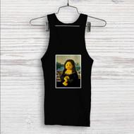 Lego Mona Lisa Custom Men Woman Tank Top T Shirt Shirt
