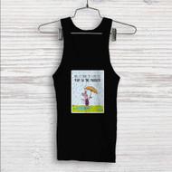 Piglet Winnie The Pooh Custom Men Woman Tank Top T Shirt Shirt