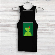 Silhouette of Peter Pan Disney Custom Men Woman Tank Top T Shirt Shirt