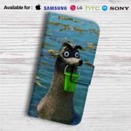 Gerald Finding Dory Custom Leather Wallet iPhone 4/4S 5S/C 6/6S Plus 7| Samsung Galaxy S4 S5 S6 S7 Note 3 4 5| LG G2 G3 G4| Motorola Moto X X2 Nexus 6| Sony Z3 Z4 Mini| HTC ONE X M7 M8 M9 Case