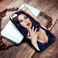 Monica Bellucci on your case iphone 4 4s 5 5s 5c 6 6plus 7 case / cases