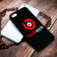 monster beats by dr dre apple logo on your case iphone 4 4s 5 5s 5c 6 6plus 7 case / cases