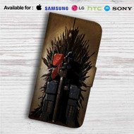 Optimus Prime Game of Thrones Custom Leather Wallet iPhone 4/4S 5S/C 6/6S Plus 7| Samsung Galaxy S4 S5 S6 S7 Note 3 4 5| LG G2 G3 G4| Motorola Moto X X2 Nexus 6| Sony Z3 Z4 Mini| HTC ONE X M7 M8 M9 Case