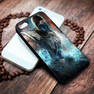 Mortal Kombat Sub Zero on your case iphone 4 4s 5 5s 5c 6 6plus 7 case / cases