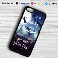 I am a Lost Boy from Neverland Peter Pan iPhone 4/4S 5 S/C/SE 6/6S Plus 7| Samsung Galaxy S4 S5 S6 S7 NOTE 3 4 5| LG G2 G3 G4| MOTOROLA MOTO X X2 NEXUS 6| SONY Z3 Z4 MINI| HTC ONE X M7 M8 M9 M8 MINI CASE