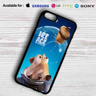 Ice Age Collision Course Astro Nut iPhone 4/4S 5 S/C/SE 6/6S Plus 7| Samsung Galaxy S4 S5 S6 S7 NOTE 3 4 5| LG G2 G3 G4| MOTOROLA MOTO X X2 NEXUS 6| SONY Z3 Z4 MINI| HTC ONE X M7 M8 M9 M8 MINI CASE