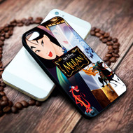 Mulan beautifully unfolds in Disney on your case iphone 4 4s 5 5s 5c 6 6plus 7 case / cases