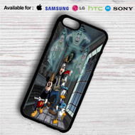 Mickey, Goofy, and Donald iPhone 4/4S 5 S/C/SE 6/6S Plus 7| Samsung Galaxy S4 S5 S6 S7 NOTE 3 4 5| LG G2 G3 G4| MOTOROLA MOTO X X2 NEXUS 6| SONY Z3 Z4 MINI| HTC ONE X M7 M8 M9 M8 MINI CASE