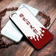 NARUTO 4th Hokage Namikaze Minato on your case iphone 4 4s 5 5s 5c 6 6plus 7 case / cases