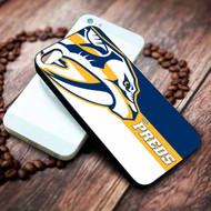 Nashville Predators 2 on your case iphone 4 4s 5 5s 5c 6 6plus 7 case / cases