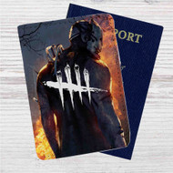 Dead by Daylight Custom Leather Passport Wallet Case Cover