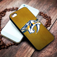 Nashville Predators on your case iphone 4 4s 5 5s 5c 6 6plus 7 case / cases