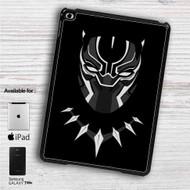 "Black Panther Marvel Superheroes iPad 2 3 4 iPad Mini 1 2 3 4 iPad Air 1 2 | Samsung Galaxy Tab 10.1"" Tab 2 7"" Tab 3 7"" Tab 3 8"" Tab 4 7"" Case"