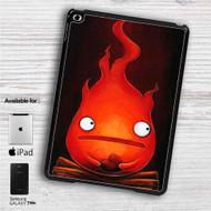 "Calcifer Howl's Moving Castle iPad 2 3 4 iPad Mini 1 2 3 4 iPad Air 1 2 | Samsung Galaxy Tab 10.1"" Tab 2 7"" Tab 3 7"" Tab 3 8"" Tab 4 7"" Case"