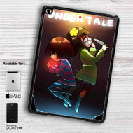 "Frisk and Chara Undertale iPad 2 3 4 iPad Mini 1 2 3 4 iPad Air 1 2 | Samsung Galaxy Tab 10.1"" Tab 2 7"" Tab 3 7"" Tab 3 8"" Tab 4 7"" Case"