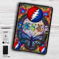 "Grateful Dead iPad 2 3 4 iPad Mini 1 2 3 4 iPad Air 1 2 | Samsung Galaxy Tab 10.1"" Tab 2 7"" Tab 3 7"" Tab 3 8"" Tab 4 7"" Case"