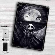 "Jack Skellington The Scream iPad 2 3 4 iPad Mini 1 2 3 4 iPad Air 1 2 | Samsung Galaxy Tab 10.1"" Tab 2 7"" Tab 3 7"" Tab 3 8"" Tab 4 7"" Case"