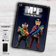 "Men in Plaid iPad 2 3 4 iPad Mini 1 2 3 4 iPad Air 1 2 | Samsung Galaxy Tab 10.1"" Tab 2 7"" Tab 3 7"" Tab 3 8"" Tab 4 7"" Case"