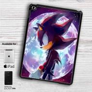 """Sonic Shadow the Hedgehog iPad 2 3 4 iPad Mini 1 2 3 4 iPad Air 1 2   Samsung Galaxy Tab 10.1"""" Tab 2 7"""" Tab 3 7"""" Tab 3 8"""" Tab 4 7"""" Case"""