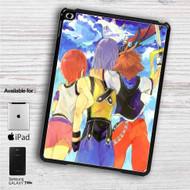 "Sora Kairi and Riku Kingdom Hearts iPad 2 3 4 iPad Mini 1 2 3 4 iPad Air 1 2 | Samsung Galaxy Tab 10.1"" Tab 2 7"" Tab 3 7"" Tab 3 8"" Tab 4 7"" Case"