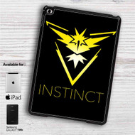 "Team Instinct Pokemon iPad 2 3 4 iPad Mini 1 2 3 4 iPad Air 1 2   Samsung Galaxy Tab 10.1"" Tab 2 7"" Tab 3 7"" Tab 3 8"" Tab 4 7"" Case"