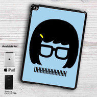 """Tina Belcher Uhh Bobs Burgers iPad 2 3 4 iPad Mini 1 2 3 4 iPad Air 1 2   Samsung Galaxy Tab 10.1"""" Tab 2 7"""" Tab 3 7"""" Tab 3 8"""" Tab 4 7"""" Case"""