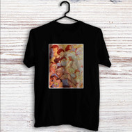 Attack on Titan Levi and Child Custom T Shirt Tank Top Men and Woman