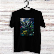 Batman and Teenage Mutant Ninja Turtles Custom T Shirt Tank Top Men and Woman