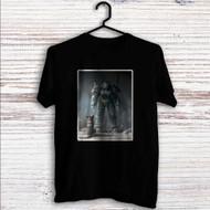 Fallout 4 Dogmeat & Power Armor Custom T Shirt Tank Top Men and Woman