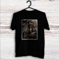 Gal Gadot as Wonder Woman Custom T Shirt Tank Top Men and Woman