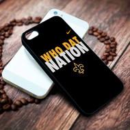 New Orleans Saints 2 on your case iphone 4 4s 5 5s 5c 6 6plus 7 case / cases