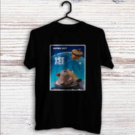 Ice Age Collision Course Astro Nut Custom T Shirt Tank Top Men and Woman