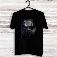 Jack Skellington The Scream Custom T Shirt Tank Top Men and Woman