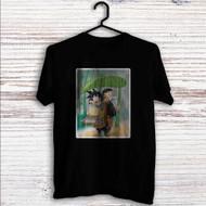 Little Goku and Gohan Custom T Shirt Tank Top Men and Woman