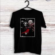 Sebastian Black Butler and Ciel Custom T Shirt Tank Top Men and Woman
