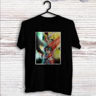 Tengen Toppa Gurren Lagann X Digimon Xros Wars Custom T Shirt Tank Top Men and Woman