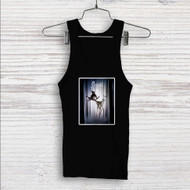Bambi Tim Burton Custom Men Woman Tank Top T Shirt Shirt