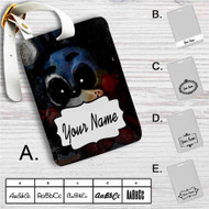 Bonnie Five Nights at Freddy's Custom Leather Luggage Tag