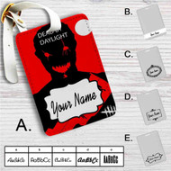 Dead by Daylight The Hillbilly Custom Leather Luggage Tag