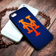 New York Mets on your case iphone 4 4s 5 5s 5c 6 6plus 7 case / cases