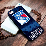 new york rangers 2 on your case iphone 4 4s 5 5s 5c 6 6plus 7 case / cases