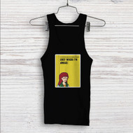 Daria Morgendorffer Custom Men Woman Tank Top T Shirt Shirt
