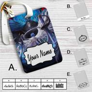 Sayaka Mahou Shoujo Madoka Magica Custom Leather Luggage Tag