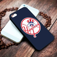 new york yankees on your case iphone 4 4s 5 5s 5c 6 6plus 7 case / cases