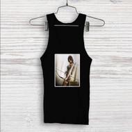 Lara Croft 4 Custom Men Woman Tank Top T Shirt Shirt